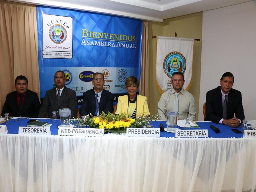 Asamblea UCACEP 2018