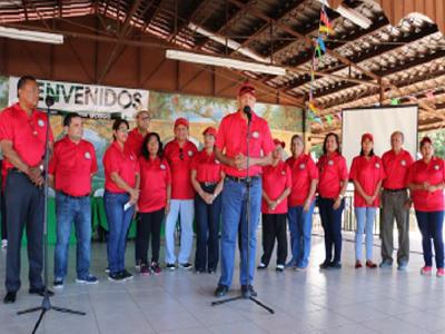Convivio Cultural y Deportivo de UCACEP 2018