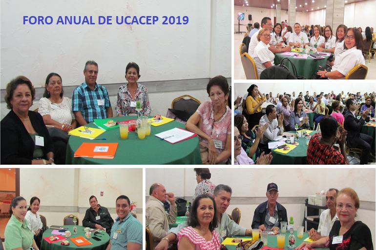 FORO ANUAL UCACEP 2019