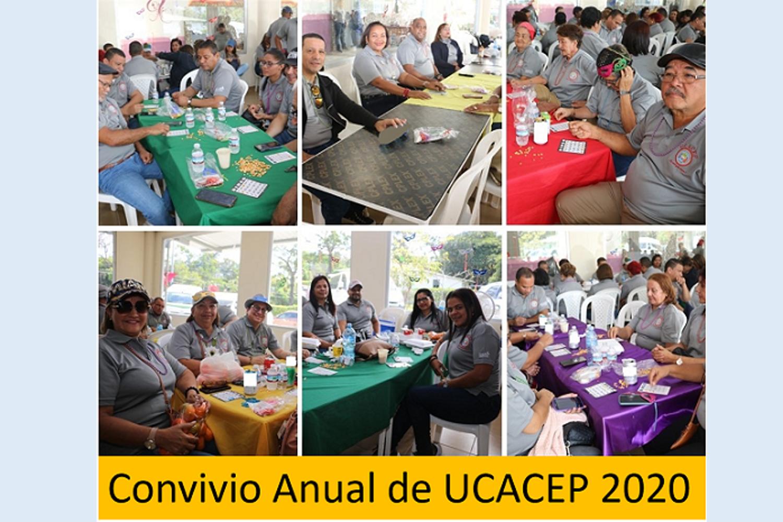 Convivio Cultural y Deportivo UCACEP 2020